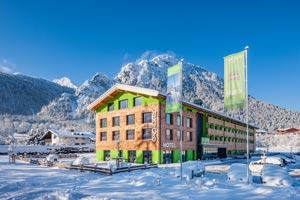 Aussenansicht Explorer Hotel Berchtesgaden