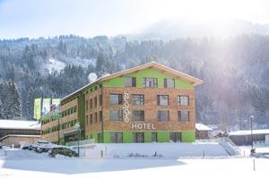 Aussenansicht Explorer Hotel Kitzbühel