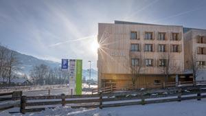 Aussenansicht Explorer Hotel Zillertal
