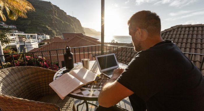 Gedanken zu Workation – mit Philipp Marxen und Robert Kampczyk
